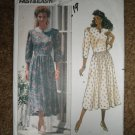 Butterick Sewing Pattern 4356 Misses Size 12 14 16 Very Easy Dress Uncut