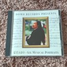 Kitaro Six Musical Portraits CD