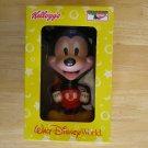 2002 Kellogg's Mickey Mouse bobblehead NIB