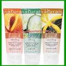 Hand Gel Naturals Antibacterial Peach~Cuke~Vanila 2.5 oz