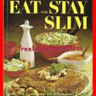 Better Homes & Gardens Eat and Stay Slim Cookbook 1968 -- 1976 ~VGC~