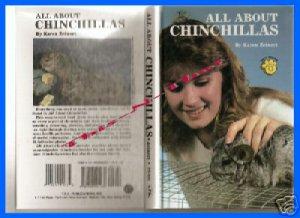 Animal: All About Chinchillas by Karen Zeinert (1988)