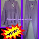 Womens SWEATSET Plus Size 20W Pant & 24W Top Outfit NWT