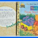 Thank You, Pooh by A. A. Milne, Ronne Randall (1996)
