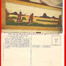 Post Card SD Panel Scene The Worlds Only Corn Palace Mitchell, South Dakota