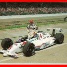 Post Card IN Indianapolis 500 Mario Andretti Unused-Possible 1994