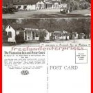 Post Card GA Savannah Plantation Inn & Motor Court Unused ~PC
