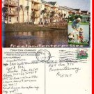 Post Card FL Crystal Cove at Sandestin Resort Destin, Florida 1994