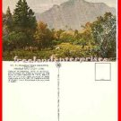Post Card CA Mount Saint Helena From Knights Valley California