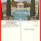 Post Card CA California Hearst San Simeon State Historical Monument VTG