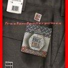 Mens Pants BIG BILL TWILL Work ~GRAY~ Size 34 X 32 NWT
