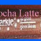 Make Up Lip GLAZEWEAR Liquid Lip Color Mocha Latte SPARKLE