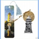Pin Lighthouse Tac Pin & Book Marker Inspirational Sealed Package