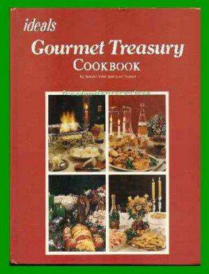 Ideals Gourmet Treasury Cookbook J Turner-N Arbit, 1979