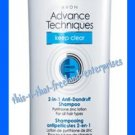 Hair Anti-Dandruff Shampoo Advance Techniques KeepClear