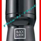 Mens Black Suede Roll-On Anti-Perspirant Deodorant 1.7 fl.oz