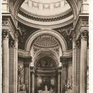 Post Card Europe France..Paris Le Pantheon La Nef 202 Vintage