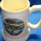 Vintage Grandfather Mountain, North Carolina Ceramic Large Beer Mug/Stein USA