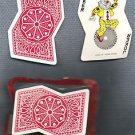 Collectible Crooked Playing Cards (Gently Used) Made Hong Kong Good for Swapping