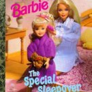 Book Barbie The Special Sleepover Golden Book Fran Hughes 97