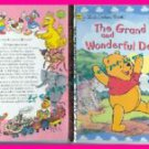 Book Little Golden Book Pooh The Grand & Wonderful Day 1995