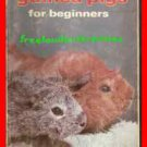 Book Guinea Pigs for Beginners By Mervin F Roberts (1972)GdC