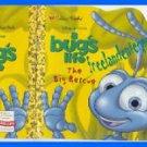 Book Golden Book Disney & Pixar A Bug's Life The Big Rescue ~Children's Book~