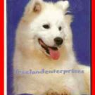Book Dog Samoyeds By Joyce Renaud ~ Copyright 1983 VGd Cond