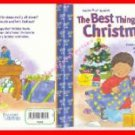 Book The Best Thing About Christmas - Happy Day Holiday 1990