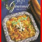 Book The Best Of Gourmet Cookbook 1988 Edition VGC 316 pages