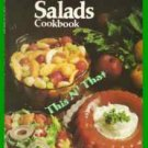 Book Southern Living Salads Cookbook By Oxmoor House 1986 PB