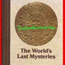 Book Reader's Digest The World's Last Mysteries 1982