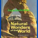 Book Reader's Digest Natural Wonders of the World 1980
