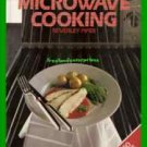 Book Microwave Cooking Beverley Piper 1989 Excell Condition