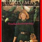 Book Martha Stewart's Christmas Cookbook Chris Baker 1989