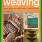 Book CRAFTS Weaving, Step by Step By Neil Znamierowski 1967