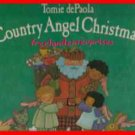 Book Country Angel Christmas Tomie dePaola 1995 Hardcover