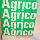 Vintage AGRICO Plant Food Note Pad Agrico ChemCo Fertilizer Advertising VTG
