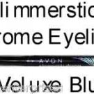 Make Up Glimmersticks Chromes Eye Liner Retractable ~Color Veluxe Blue~ NEW