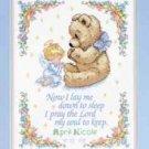 CRAFTS Sunset Baby Hugs Precious Keepsakes Sweet Prayer Birth Record Kit #13087