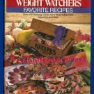 Book Weight Watchers Favorite Recipes Cookbook 280 dishes 86