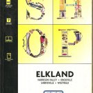 Vintage February 2000 GTE Telephone Book Directory Elkland-Knoxville-Westfield