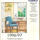 Vintage February 1996 GTE Telephone Book Directory Elkland-Knoxville-Westfield