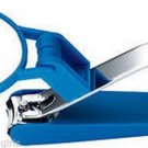 Nail Toenail Clipper with Magnifier ~ BLUE Color ~ NEW Sealed Pkg ~ BLUE (2012)