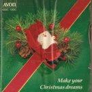 1986 Vintage Antique AVON Campaign 21 Sales Catalog Book Brochure Campaign 21