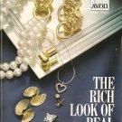 1986 Vintage Antique AVON Campaign 20 Sales Catalog Book Brochure Campaign 20