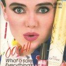 1986 Vintage Antique AVON Campaign 16 Sales Catalog Book Brochure Campaign 16