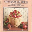 1985 Vintage Antique AVON Campaign 10 Sales Catalog Book Brochure-upside down bk