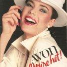1984 Vintage Antique AVON Campaign 10 Sales Catalog Book Brochure Campaign 10