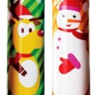 Make Up Lip Balm Tis The Season Green Mint & Sugar Cookie Flavor (Q2) NEW Sealed